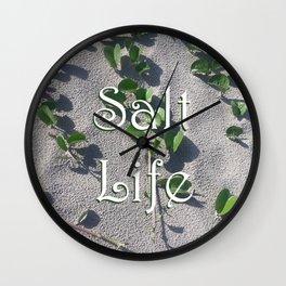 Salt Life Sand Wall Clock