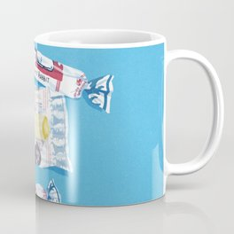 White Rabbit Candy 2 Coffee Mug