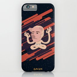 Big Man, Pig Man iPhone Case