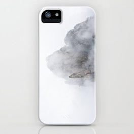 Clouds in Huangshan iPhone Case
