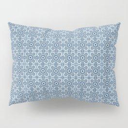 Moroccan Wedgewood Pillow Sham