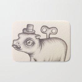 Wind Up Hippo Bath Mat