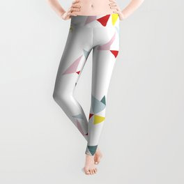 Triangles in the Sky Leggings