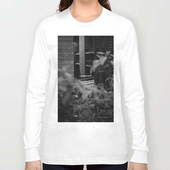 Americano Long Sleeve T-shirt