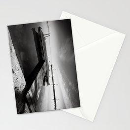 Balaton - Pier Stationery Cards