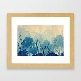 Memory Landscape 10 Framed Art Print