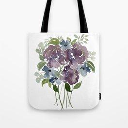Purple Bliss Tote Bag