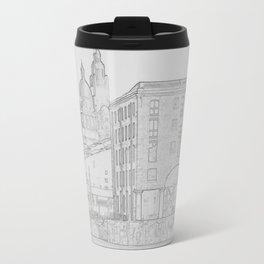 Three Graces Travel Mug