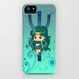 Sailor Neptune iPhone Case