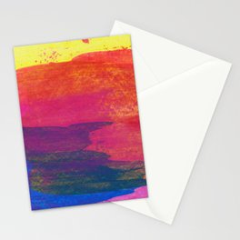Abstract No. 394 Stationery Cards