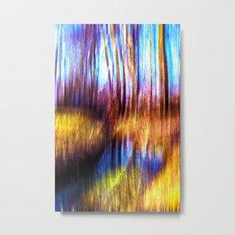 Concept digitalart : Swabian landscape Metal Print