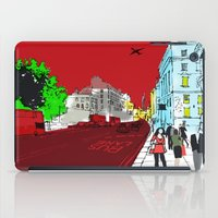 general iPad Cases featuring General Public by bivisual