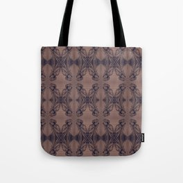Silent Prayer Tote Bag