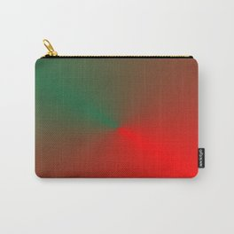 SURPRISE - RED GREEN HEART Carry-All Pouch