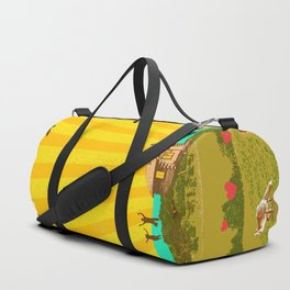 BETTER LAND Pt. 3 Duffle Bag