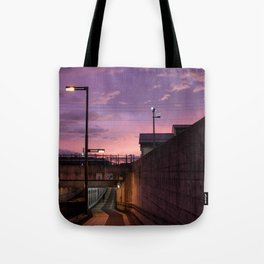 Anime Aesthetic Tote Bag