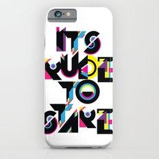 It's Rude To Stare iPhone 6s Slim Case