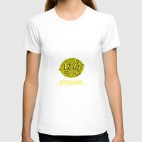 30 rock T-shirts featuring 30 rock - liz lemon by lissalaine