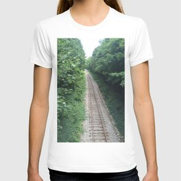 Railway in summer T-shirt