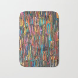 In The City That Never Sleeps Bath Mat
