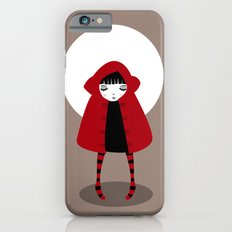 Little Red Riding Hood Slim Case iPhone 6s