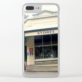 Walhalla - The Corner Stores Clear iPhone Case