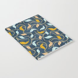 Midnight Fall Notebook