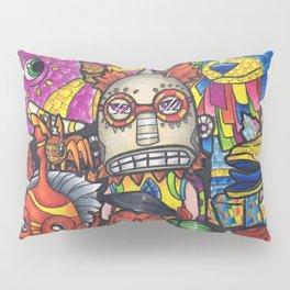 Viva Pinata Pillow Sham