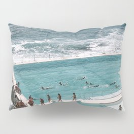 Pool and Ocean Pillow Sham