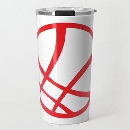 Sanctum Sanctorum (Red) Travel Mug