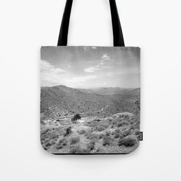 Lost Horse Gold Mill Tote Bag
