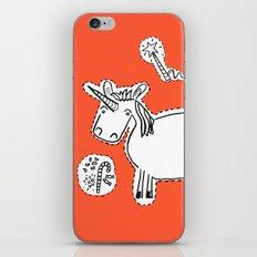Unicorn starter kit iPhone & iPod Skin