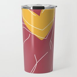 Attach Your Self to Love Travel Mug
