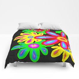 Pop Daisy Comforters
