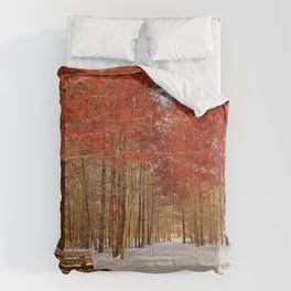 Ruby Winter Trail Comforters