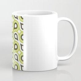 Geometric Retro Coffee Mug