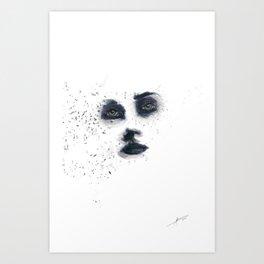 Dust 1 Art Print