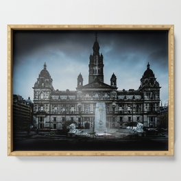 Pride of Glasgow Serving Tray
