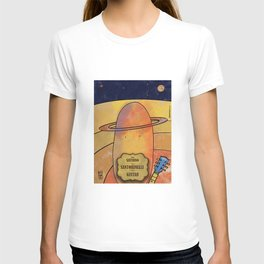 torinelli from Saturn (Guitars) T-shirt