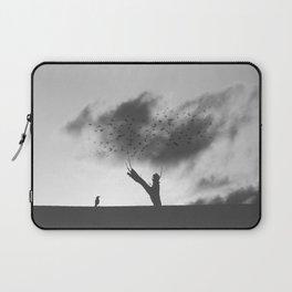 embrace the struggle Laptop Sleeve