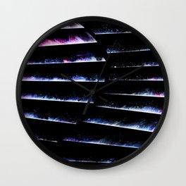 α Crateris Wall Clock