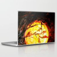 sunrise Laptop & iPad Skins featuring Sunrise by James Peart