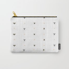 Bees on bees Carry-All Pouch