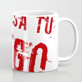 Impulsa tu juego Coffee Mug