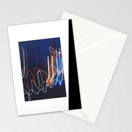 las luces de Morelia Stationery Cards