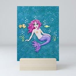 My Little Mermaid Mini Art Print