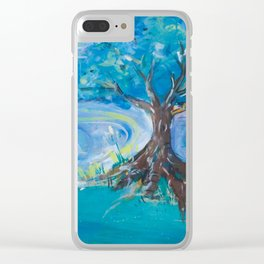secure Clear iPhone Case