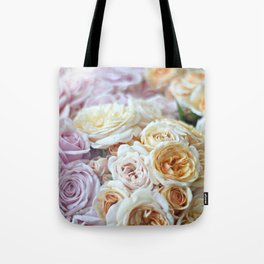 Dreaming of Roses Tote Bag