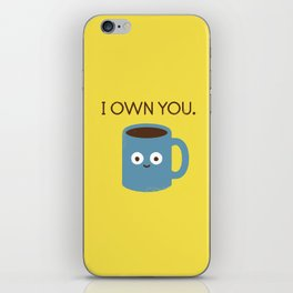 Coffee Talk iPhone Skin