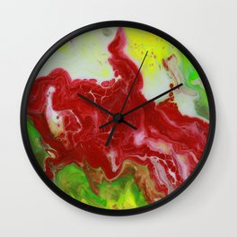 Vascular Elation Wall Clock